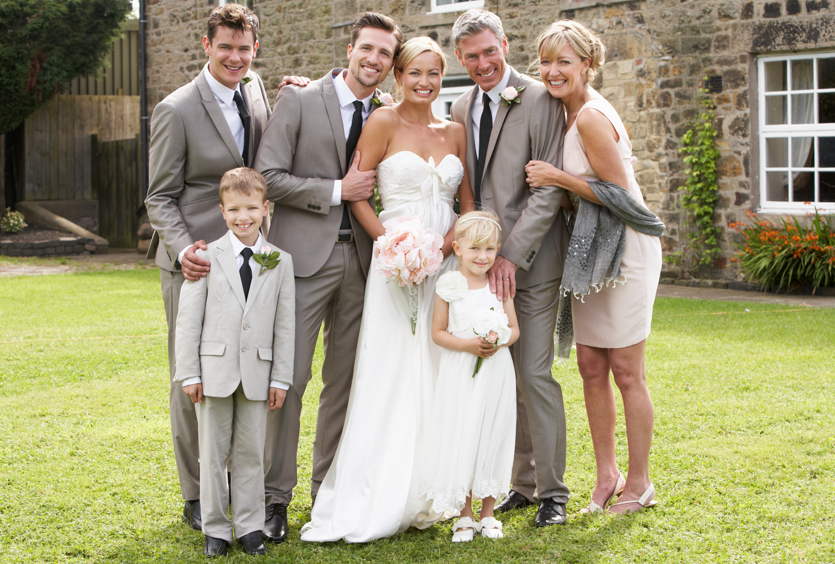 The history behind wedding traditions