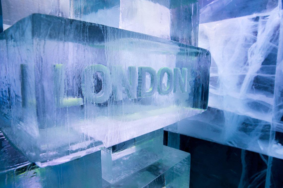 Icehotel London