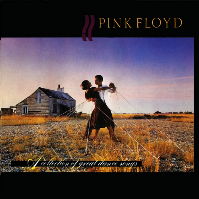 Pink Floyd. A Collection of Great Dance Songs (1997) Used under Wiki fair use.