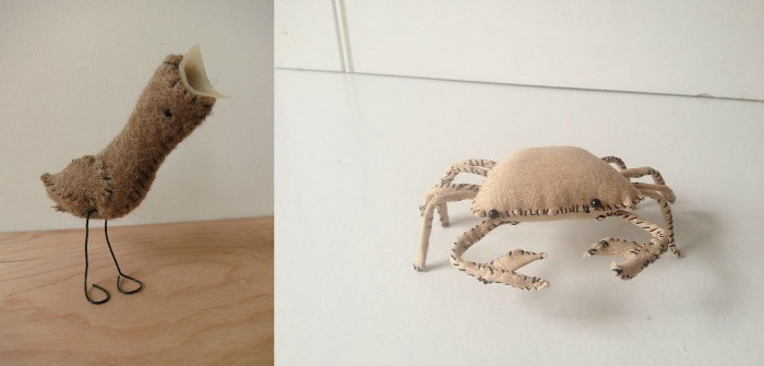Laura Faggioni has forged a career in film making simplistic animal designs.