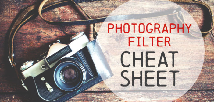 Our top tips on which lens filters to use when