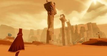 Screenshot of Journey