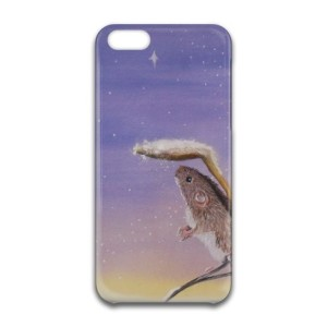 snowing phone case