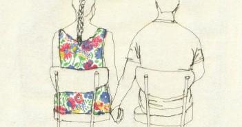 Embroidery art by Sarah Walton