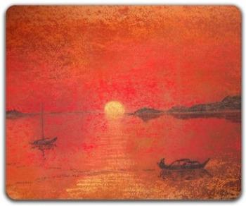 Spanish sunset by johndyhouse