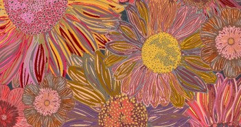 An image of floral art work by lottibrown