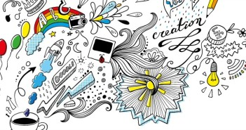 Image of doodles
