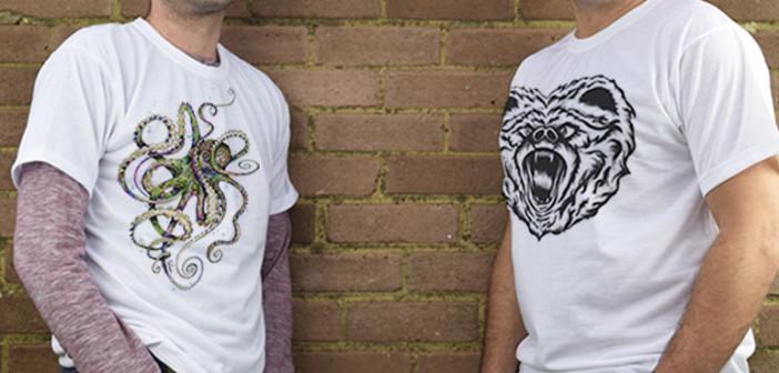 Design Your Own T-Shirt | Use Photos or Artwork | Zippi