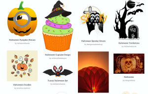 Zippi Halloween Designs