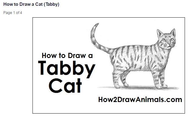 how-2-draw-animals-tabby-cat