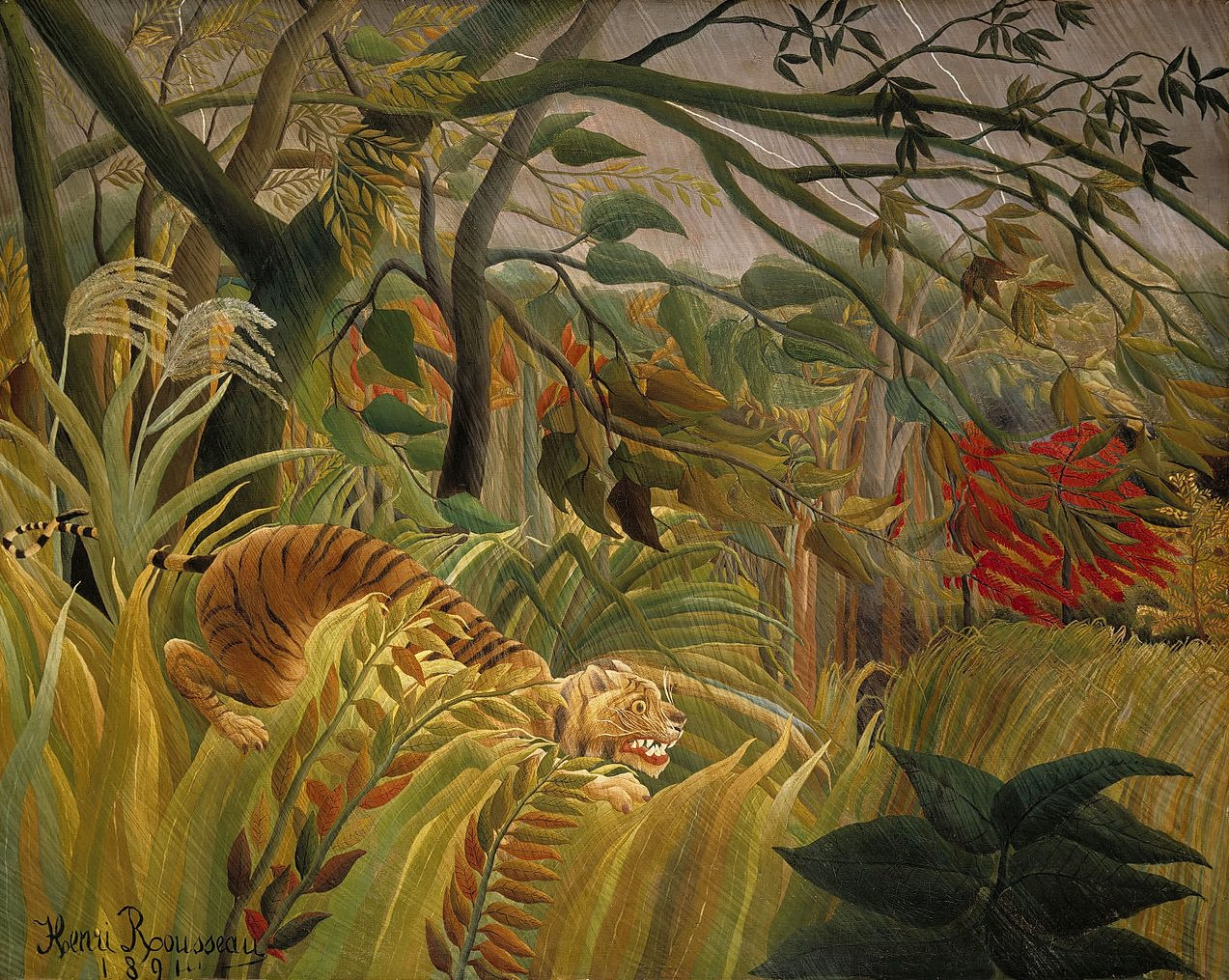 surprised-henri-rousseau