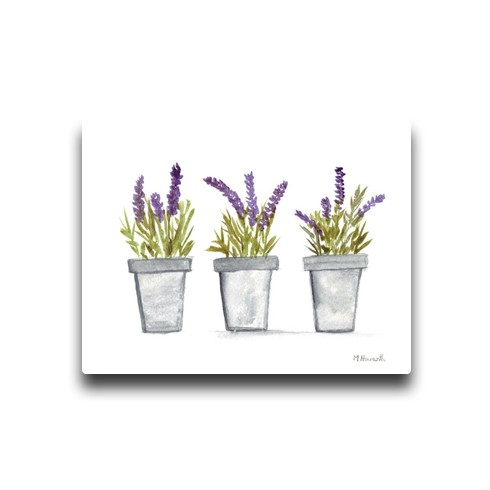 lavender-flowers-in-pot-canvas