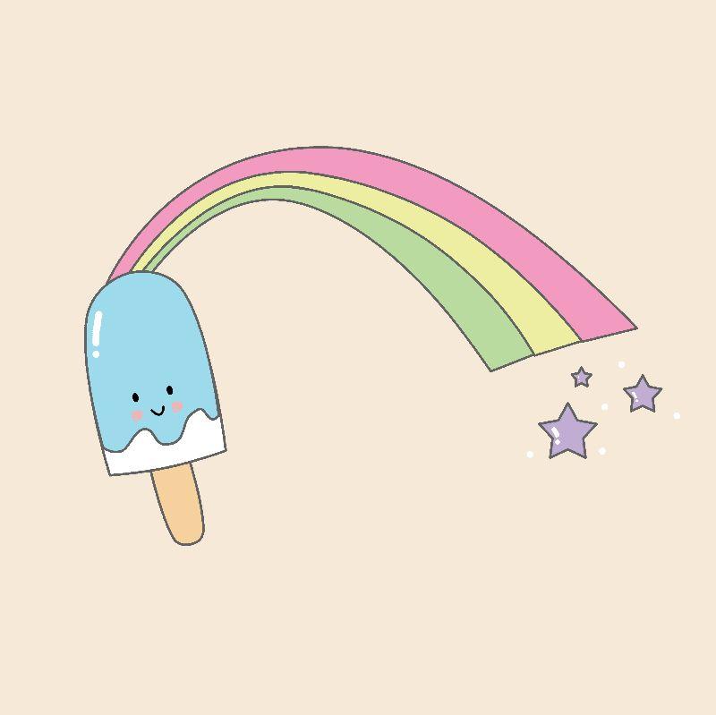 rainbow-popsicle
