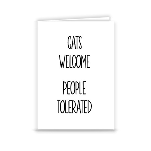 cats-welcome-greeting-card
