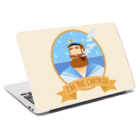 im-the-captain-laptop-skin