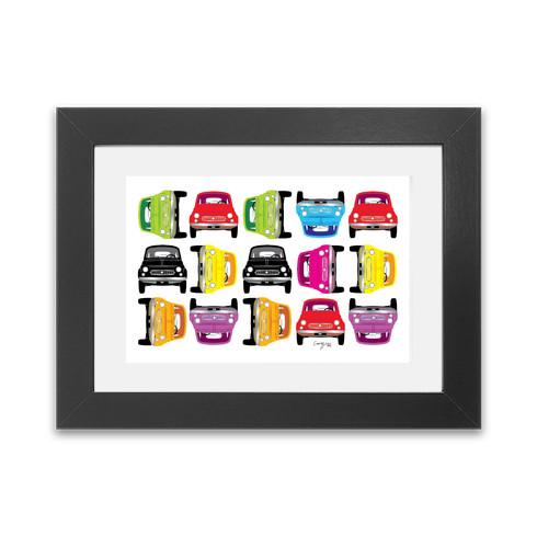 retro-cars-framed-print