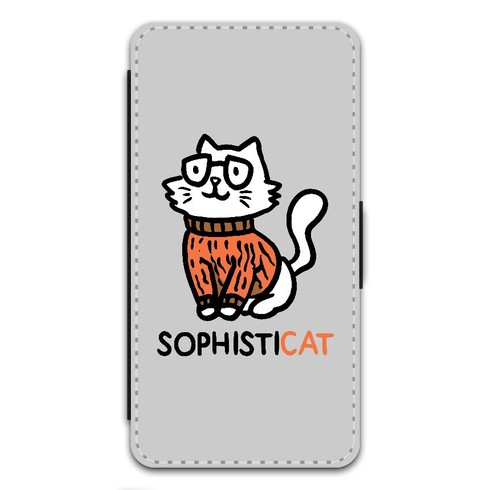 sophisticat-iphone-case