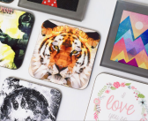 5 Ways to Create Your Own Custom Coasters