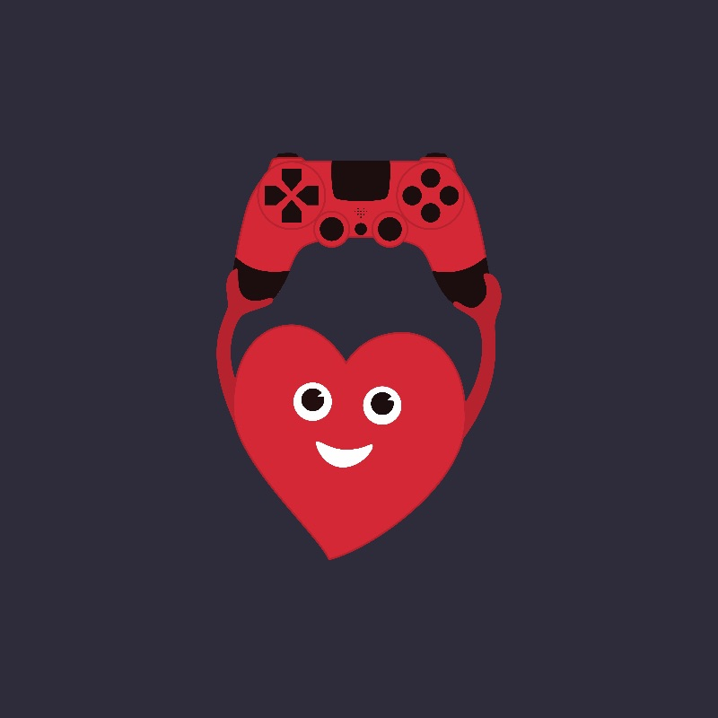 gamer-heart