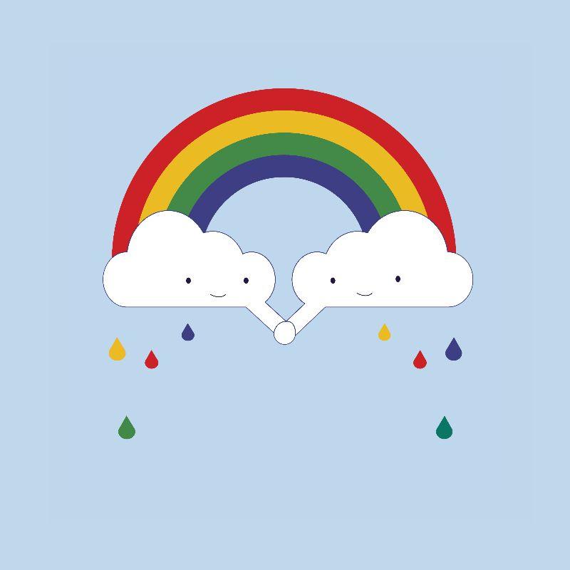 be-a-rainbow