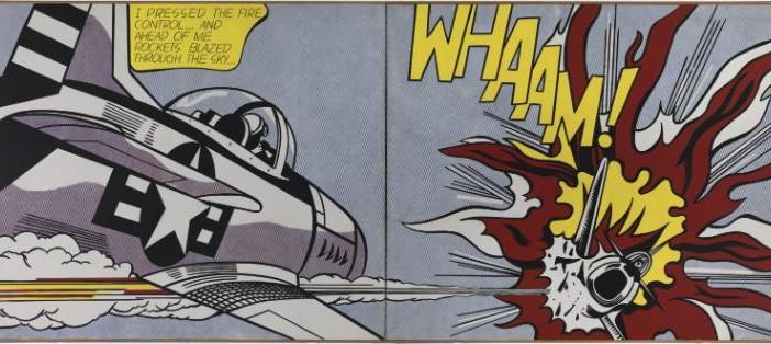 Roy Lichtenstein's Pop Art