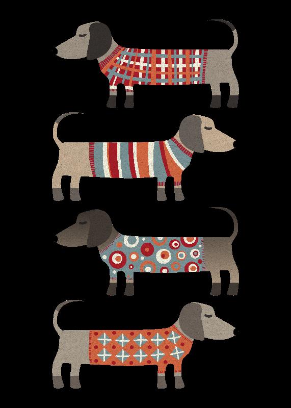 sausage-dogs