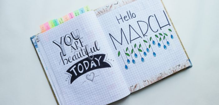 Say hello to March!